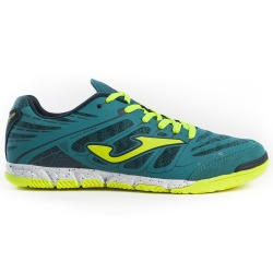 JOMA SUPER REGATE 915 Green Indoor Football Shoes