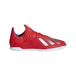 ADIDAS indoor BOOTS X 18.3 IN Junior - EXHIBIT PACK