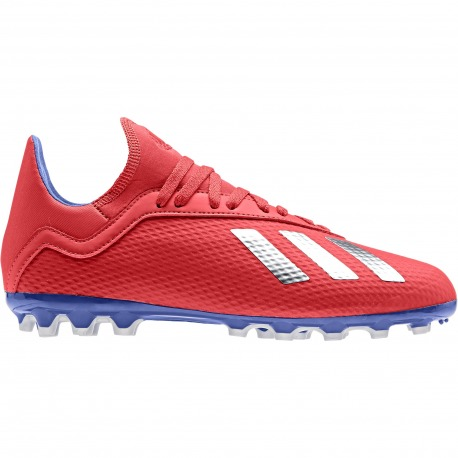 Botas de Fútbol ADIDAS X 18.3 AG Junior - EXHIBIT PACK