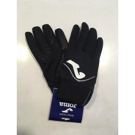 Football Gloves Black Joma