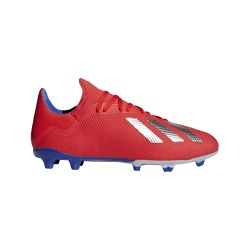 ADIDAS X FOOTBALL BOOTS 18.3 FG - EXHIBIT PACK