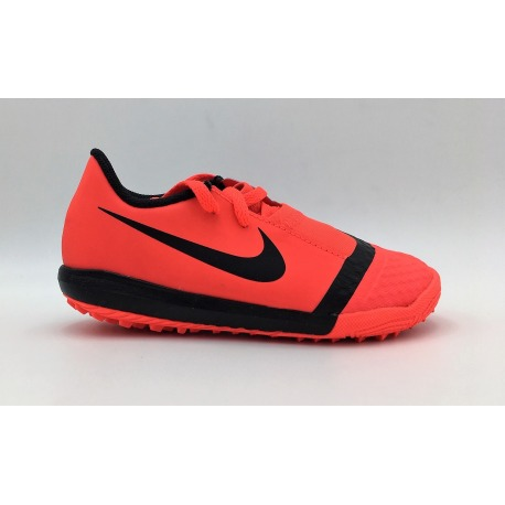 NIKE JR PHANTOM VENOM ACADEMY TF SOCCER BOOTS - GAME OVER PACK