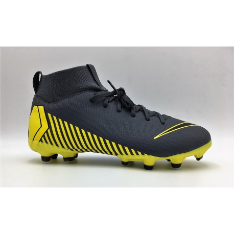 Botas de fútbol NIKE JR MERCURIAL SUPERFLY 6 ACADEMY GS FG/MG Junior - Game Over Pack