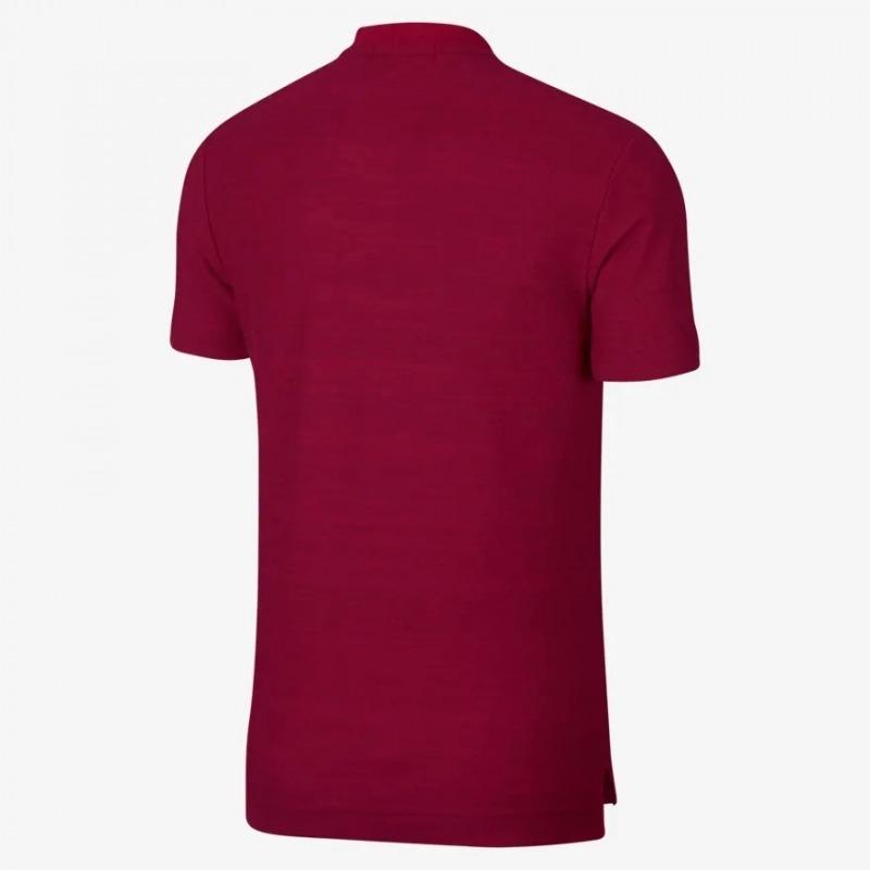 e2184212 Football Solution Store | FC BARCELONA Grand Slam Polo 18-19 Nike Red