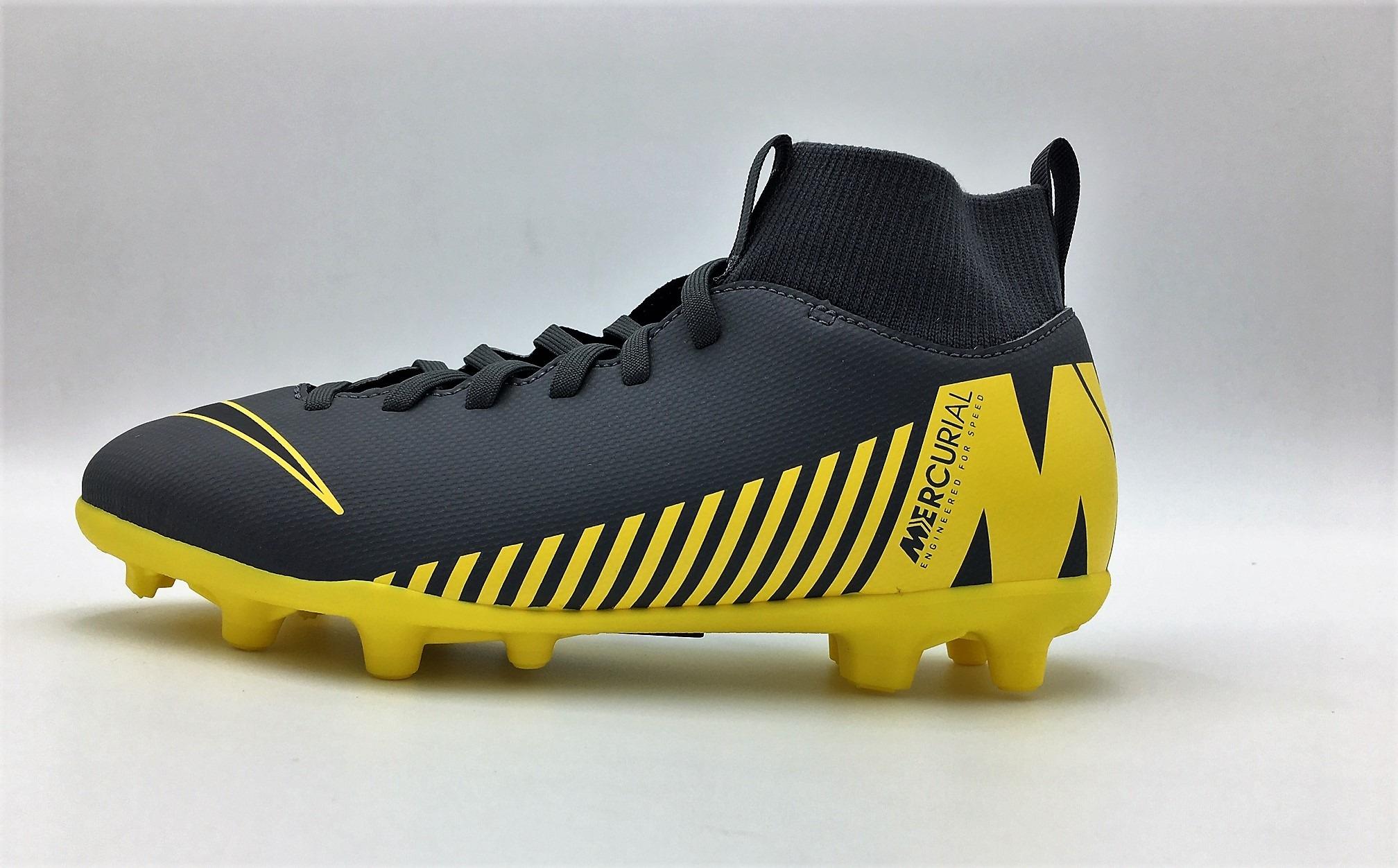 detailed look 3f55a 0b0dd Soccer Store Solution | NIKE JR SUPERFLY 6 CLUB FG/MG Soccer ...