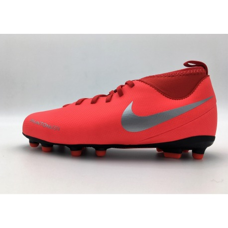b6b0d479baffd NIKE JR PHANTOM Vision club DF FG MG SOCCER BOOTS - GAME OVER PACK