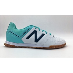 NEW BALANCE AUDAZO STRIKE 3.0 Colour white Indoor Football shoes