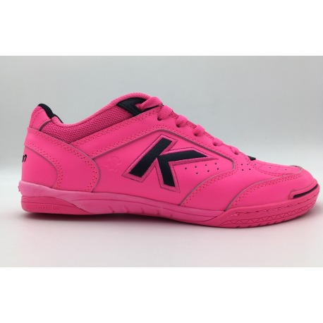 Kelme Precision Elite 2.0 Neon Pink Indoor Football Shoes