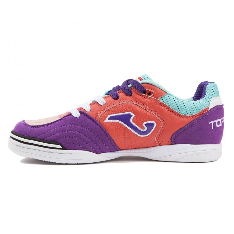 f16d1caf7 ... JOMA TOP FLEX 816 pink-purple LADY Indoor Football Shoe ...