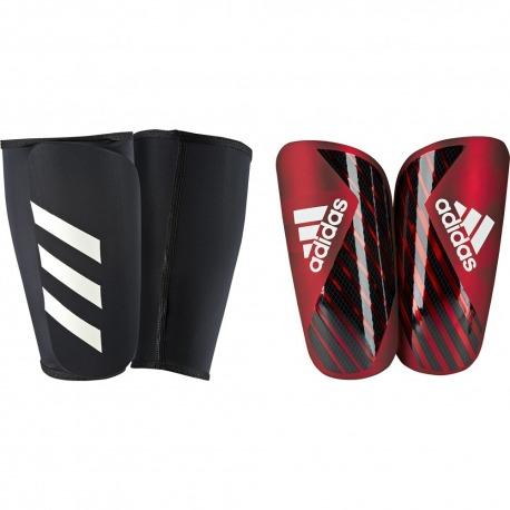Espinilleras ADIDAS X PRO Color rojo-negro-blanco