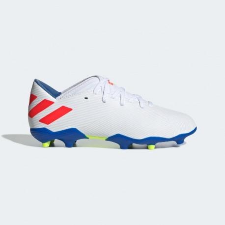 Botas de fútbol ADIDAS NEMEZIZ MESSI 19.3 FG Junior- 302 REDIRECT Pack