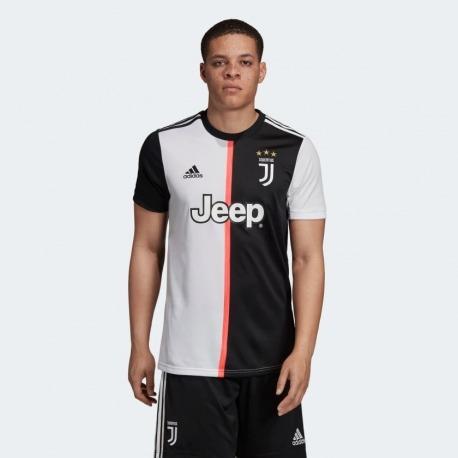 Camiseta de la 1ª Equipación de la JUVENTUS 2019-20 Adidas