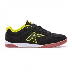 Kelme PRECISION Black Indoor Football Shoes