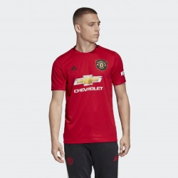 HOME Manchester United Tee shirt 2019-20 - Adidas
