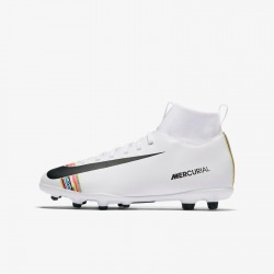 NIKE JR MERCURIAL SUPERFLY 6 CLUB FG/MG Football Boots - LVL UP