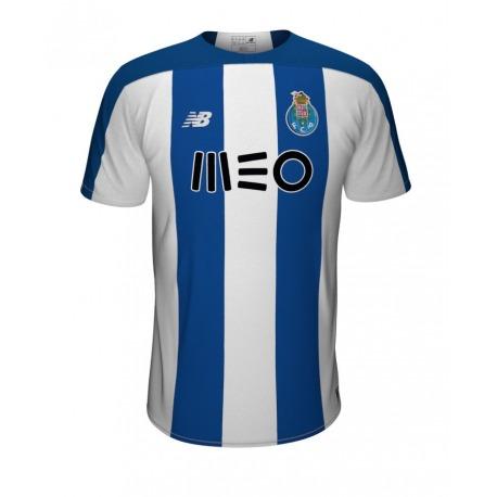 HOME FC PORTO Tee shirt 2019-20 - New Balance