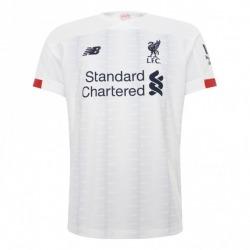 Away LIVERPOOL FC Tee shirt 2019-20 - New Balance