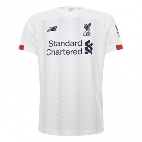 Away LIVERPOOL FC Tee shirt 2019-20 - New Balance