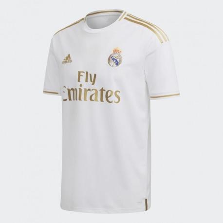 Camiseta de la 1ª Equipación del REAL MADRID 2019-20 Adidas