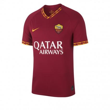 Stadium HOME A.S. ROMA Tee shirt 2019-20 - Nike