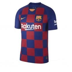 Camiseta de la 1ª Equipación del FC BARCELONA 2019-20 Nike