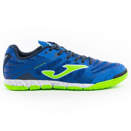 JOMA SUPER REGATE 904 Royal Indoor Football Shoe
