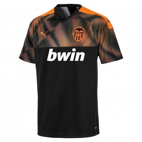 Camiseta de la 2ª Equipación de réplica del VALENCIA CF 2019-20 Puma