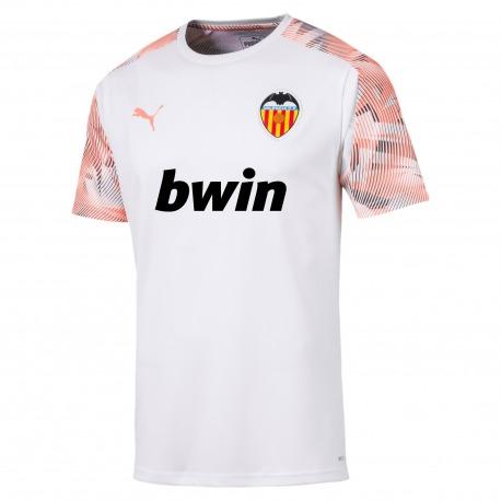 Camiseta de entrenamiento del Valencia C.F. 2019-20