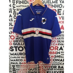 HOME U.C. SAMPDORIA Tee shirt 2019-20 - Joma