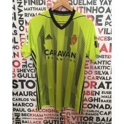 Camiseta de la 2ª Equipación del REAL ZARAGOZA 2019-20 Adidas