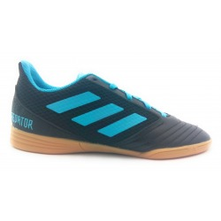 Zapatillas de Fútbol Sala ADIDAS PREDATOR 19.4 IN Junior - Hardwired Pack