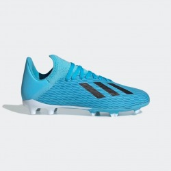 Botas de fútbol ADIDAS X 19.3 FG Junior - Hardwired Pack