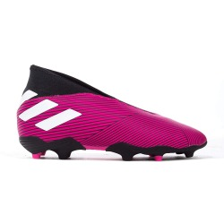 ADIDAS NEMEZIZ 19.3 LL FG FOOTBALL BOOTS Junior - HARDWIRED PACK