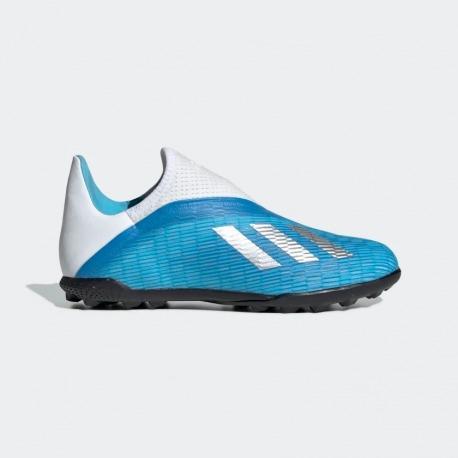 Botas de fútbol ADIDAS X 19.3 LL TF Junior - Hardwired Pack
