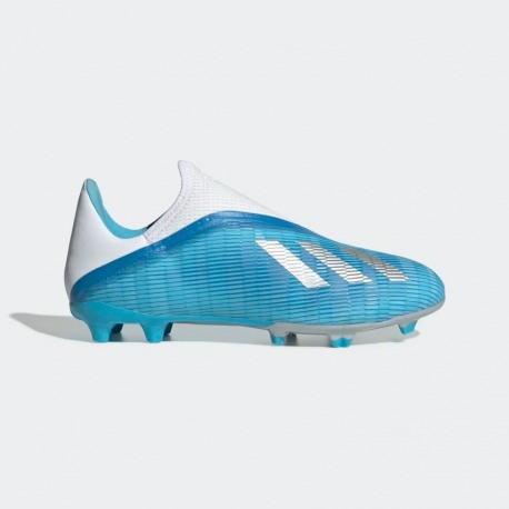 ADIDAS X 19.3 LL FG FOOTBALL BOOTS - HARDWIRED PACK