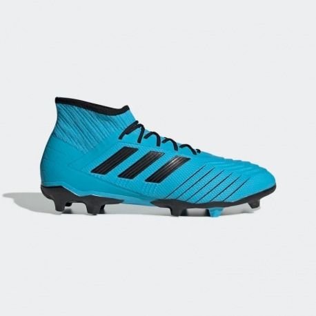 ADIDAS PREDATOR 19.2 FG FOOTBALL BOOTS - HARDWIRED PACK