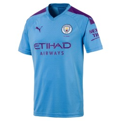 HOME Replica MANCHESTER CITY FC Tee shirt 2019-20 - Puma