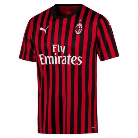 Camiseta de la 1ª Equipación del AC MILAN 2019-20 Puma