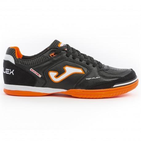 JOMA TOP FLEX 901 Black-Fluor Indoor Football Shoes