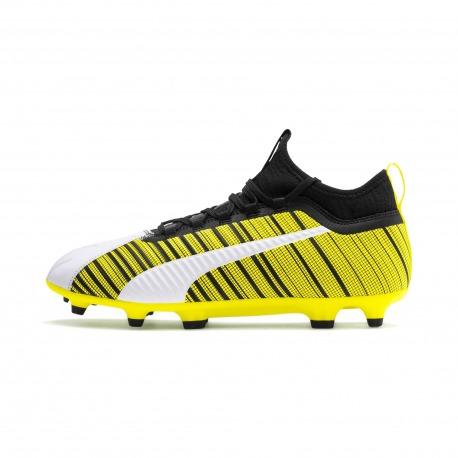 Botas de fútbol PUMA ONE 5.3 FG-AG Rush pack