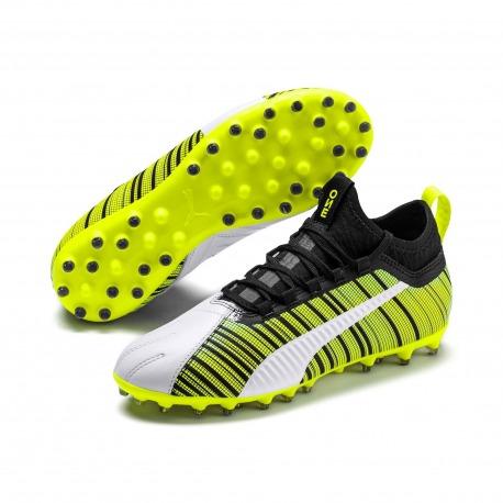 Botas de fútbol PUMA ONE MG Rush pack