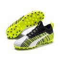 Botas de fútbol PUMA ONE 5.3 MG Junior Rush pack