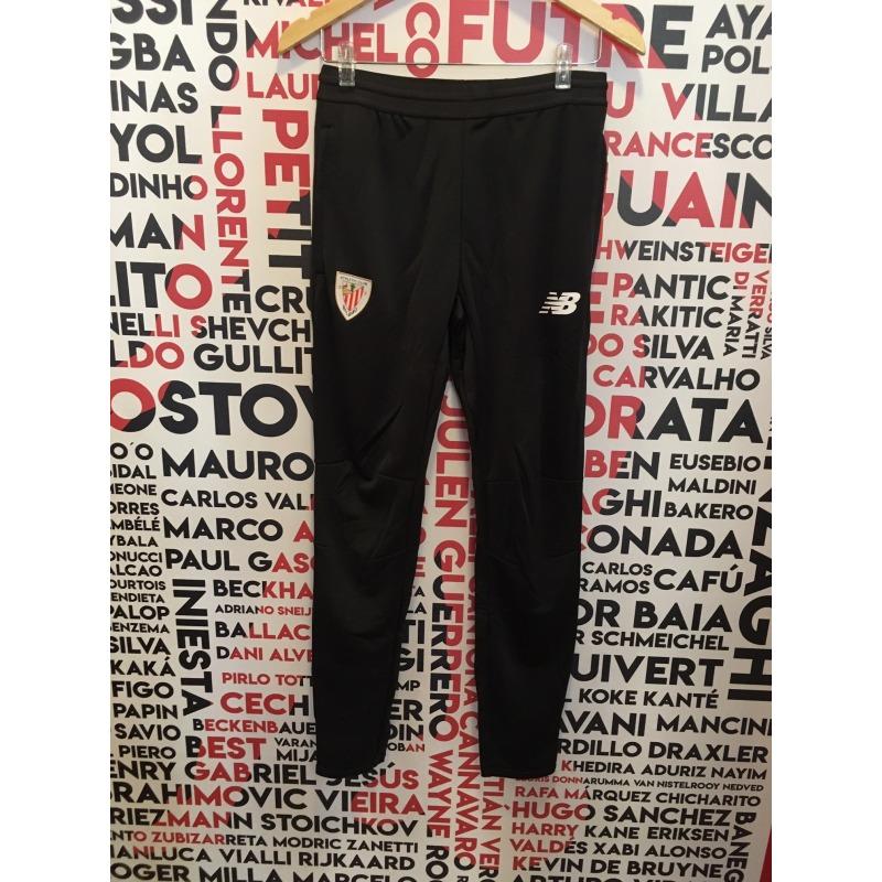 Pantalón largo entreno Athletic 19 20 negro | futbolmania