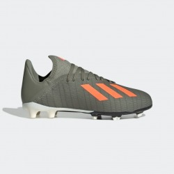 Botas de fútbol ADIDAS X 19.3 FG Junior - Encryption pack
