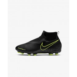 NIKE JR PHANTOM VISION ACADEMY DF FG-MG FOOTBALL BOOTS - UNDER THE RADAR PACK