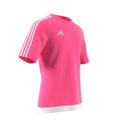 Pink Shirt Adidas