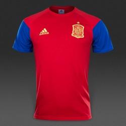 Camiseta de paseo de la seleccion Española 2016 ADIDAS FEF TEE