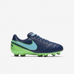 Football Boots NIKE JR TIME LEGEND VI FG