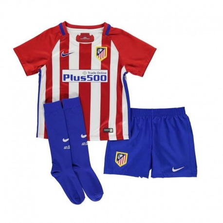 NIKE MINI KIT ATLETICO MADRID 2016/17