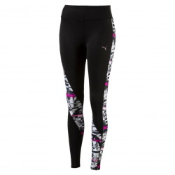 Puma Clash Tight Pants, Woman, Black